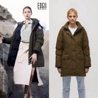 【国内包邮】EDGII澳洲EDW0002 经典90白鹅绒服