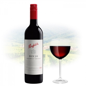国内现货 澳洲和新西兰第一红酒品牌奔富penfolds bin28一瓶包邮 2014年