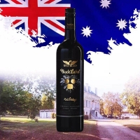 国内现货 禾富 黑标 Wolf Blass Black Label Cabernet·Shiraz 2012