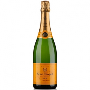 凯歌 黄牌香槟 Veuve Clicquot 750ml 一瓶包邮 2017年 国内现货