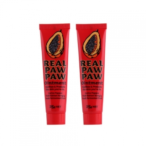 REAL PAW PAW 纯天然木瓜膏 25G