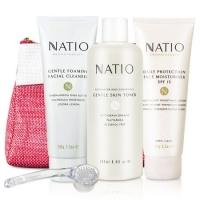 【包邮】Natio 3件套+赠品面膜+赠品手霜