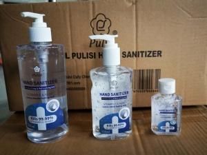 新西兰现货 Pulisi 75%酒精免洗洗手液 60/236/500毫升